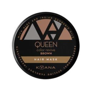 Kyana Queen Χρωμομάσκα Καφέ 100ml