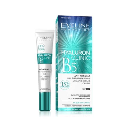 Eveline Hyaluron Clinic Anti Wrinkle Eye Cream 20ml