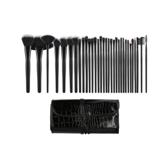 Tools For Beauty Black 32pcs Brush Set