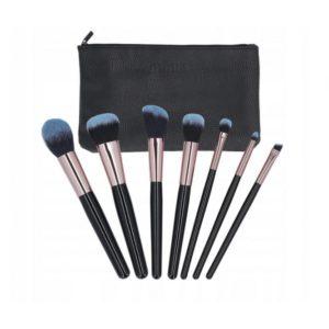 Tools For Beauty Black 7pcs Brush Set