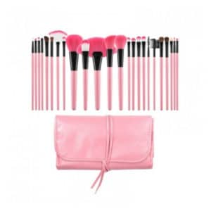 Tools For Beauty Pink 24pcs Brush Set
