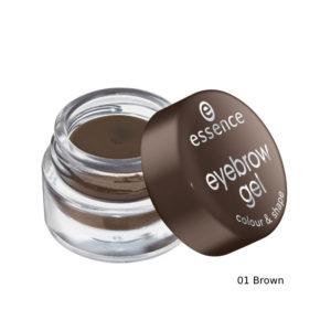 Essence Eyebrow Gel Colour & Shape 01