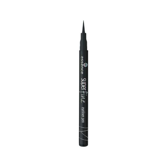 Essence Super Fine Eyeliner Pen 01 Deep Black