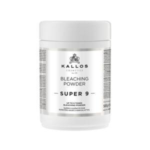 Kallos Bleaching Powder Super 9 500gr