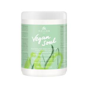Kallos Vegan Soul Nourishing Hair Mask 1000ml