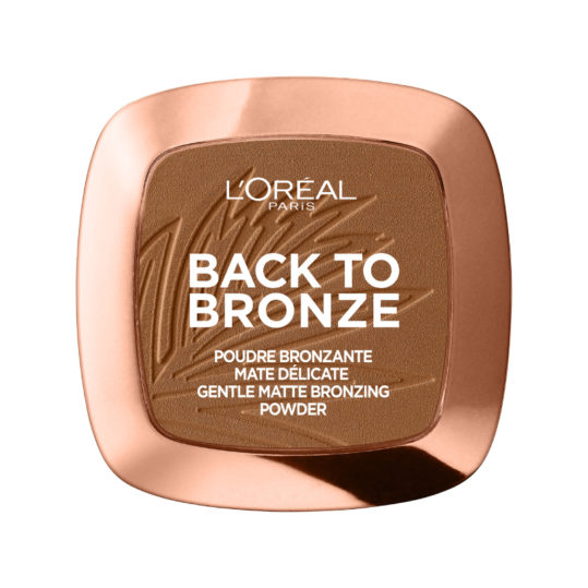 L'Oreal Back to Bronze Matte Bronzing Powder 02 Sunkiss