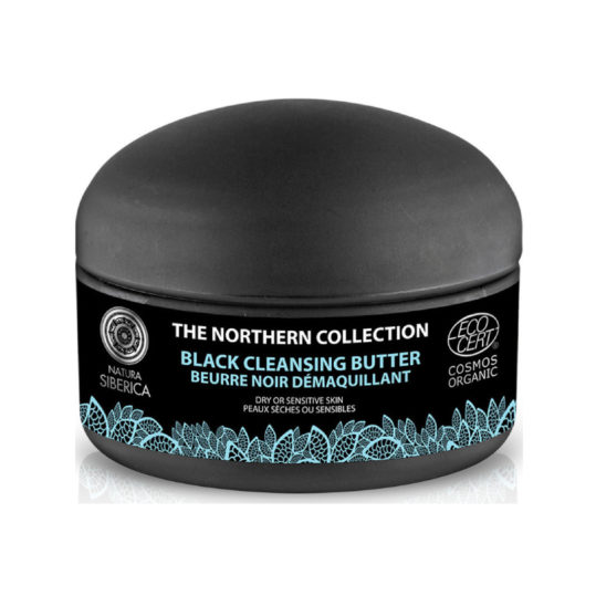 Natura Siberica Northern Collection Black Cleansing Butter 120ml