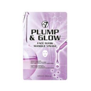 W7 Facial mask Plump & Glow