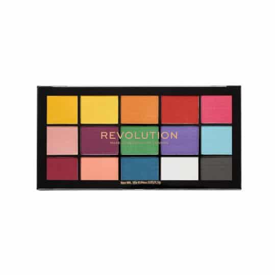 Makeup Revolution Reloaded Marvellous Mattes