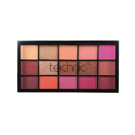 Technic Hot Love Pressed Pigment Palette