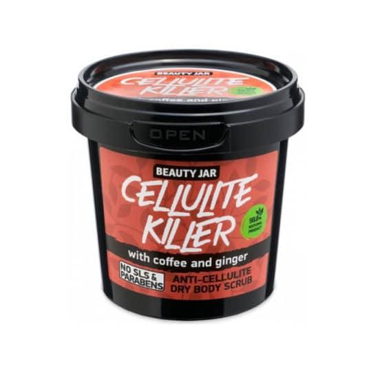 Beauty Jar Cellulite Killer Scrub Κατά Της Κυτταρίτιδας 150gr
