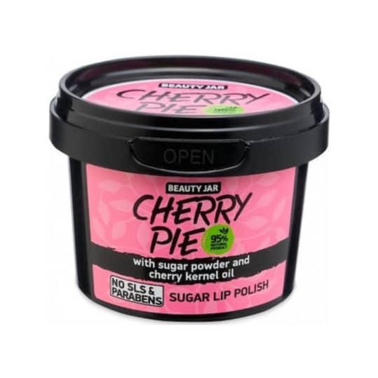 Beauty Jar Cherry Pie Απαλό Peeling Χειλιών 120gr