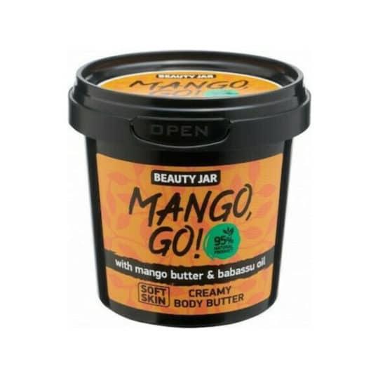 Beauty Jar Mango Go Κρεμώδες Βούτυρο Σώματος 135gr