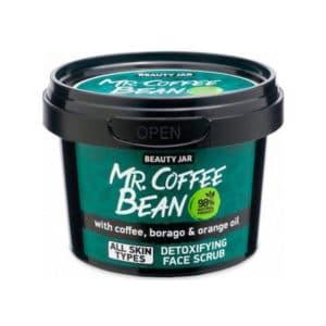 Beauty Jar Mr Coffee Bean Scrub Προσώπου Για Αποτοξίνωση 50gr