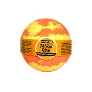 Beauty Jar Tangerine Bath Bomb 150gr