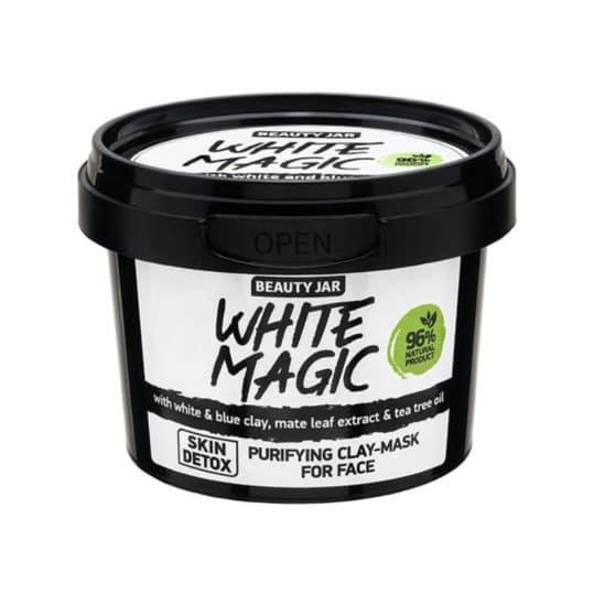 Beauty Jar White Magic Μάσκα Λεύκανσης Προσώπου 120g