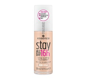 Essence Stay All Day 16h Long Lasting Foundation 08 30ml