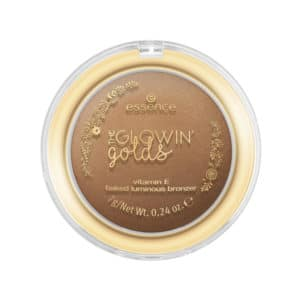 Essence The Glowin' Golds Vitamin E Baked Luminous Bronzer 02