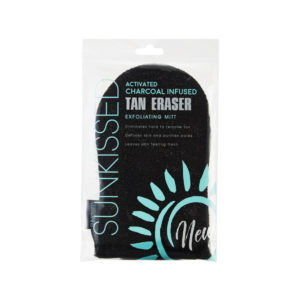 Sunkissed Charcoal Infused Tan Eraser Mitt