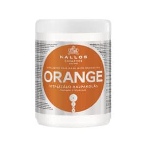 Kallos Orange Hair Mask 1000ml