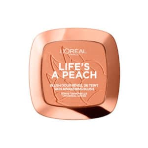 L'Oreal Wake Up & Glow Life's a Peach